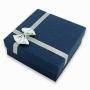 กล่องของขวัญ สีน้ำเงิน